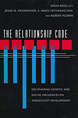 Cover: The Relationship Code: Deciphering Genetic and Social Influences on Adolescent Development