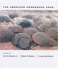 Cover: The American Horseshoe Crab in HARDCOVER
