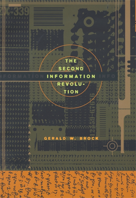 Cover: The Second Information Revolution, from Harvard University Press