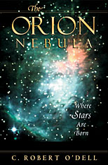 Cover: The Orion Nebula in HARDCOVER
