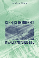 Cover: Conflict of Interest in American Public Life in PAPERBACK