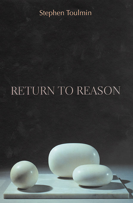 Cover: Return to Reason, from Harvard University Press