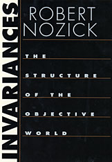 Cover: Invariances: The Structure of the Objective World