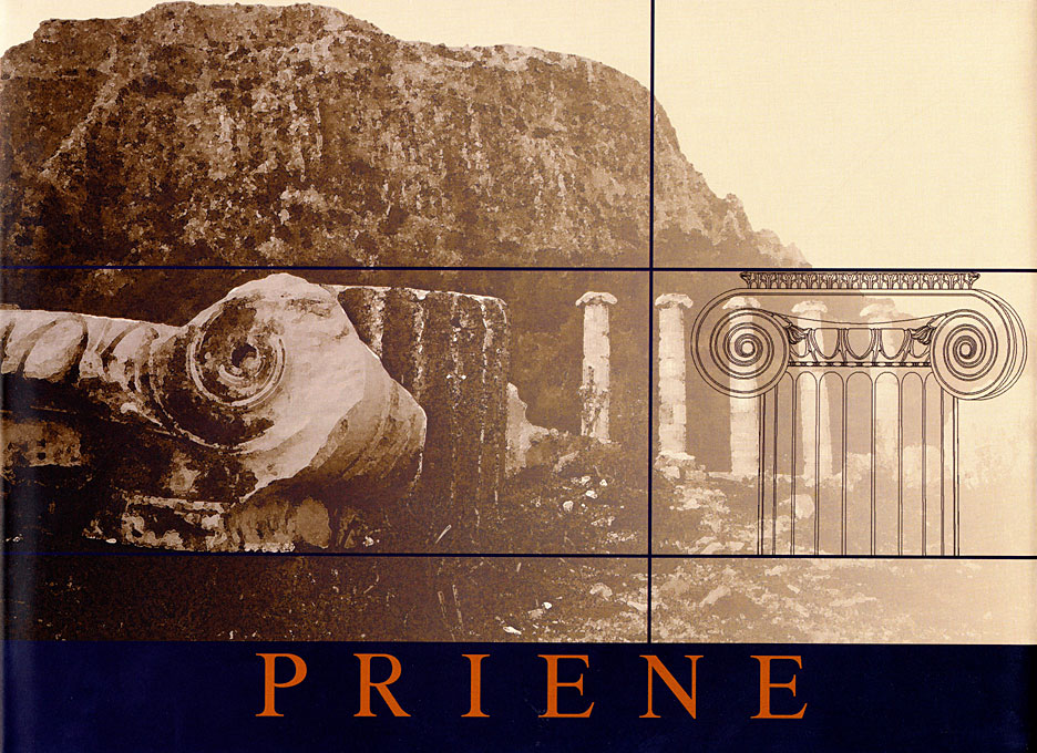 Cover: Priene: Second Edition, from Harvard University Press
