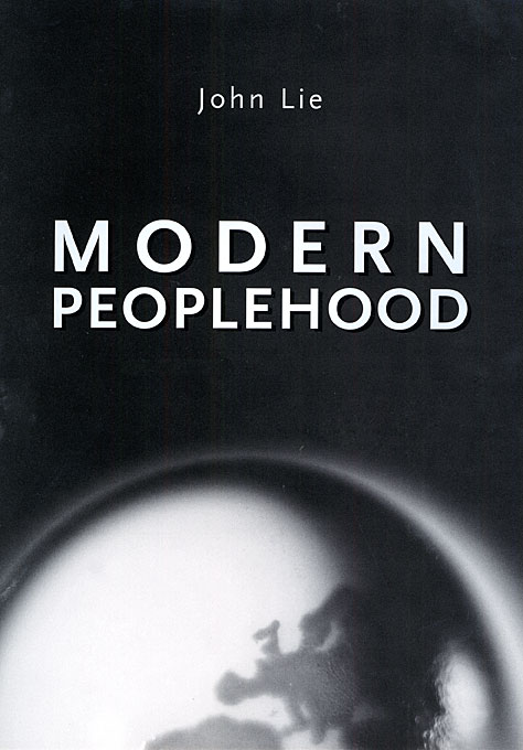 Cover: Modern Peoplehood, from Harvard University Press