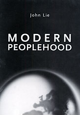 Cover: Modern Peoplehood in HARDCOVER