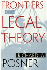 Cover: Frontiers of Legal Theory