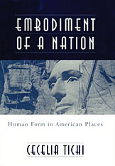 Cover: Embodiment of a Nation: Human Form in American Places
