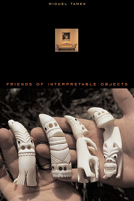 Cover: Friends of Interpretable Objects, from Harvard University Press