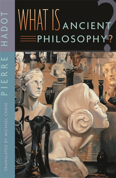 Cover: What Is Ancient Philosophy?, from Harvard University Press