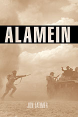 Cover: Alamein in PAPERBACK