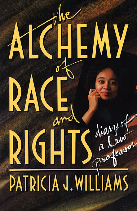 Cover: The Alchemy of Race and Rights, from Harvard University Press