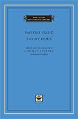 Cover: Short Epics in HARDCOVER