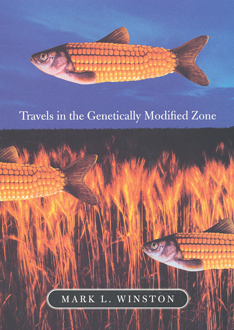 Cover: Travels in the Genetically Modified Zone, from Harvard University Press