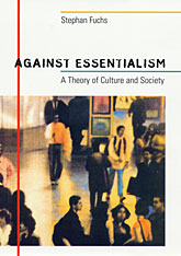 Cover: Against Essentialism in PAPERBACK