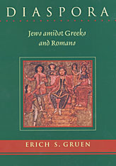 Cover: Diaspora: Jews amidst Greeks and Romans