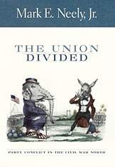 Cover: The Union Divided in PAPERBACK