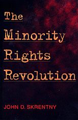 Cover: The Minority Rights Revolution