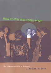 Cover: How to Win the Nobel Prize in PAPERBACK