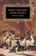 Cover: When the King Took Flight in PAPERBACK