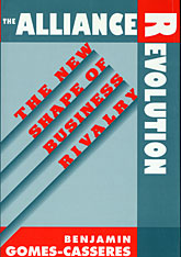 Cover: The Alliance Revolution: The New Shape of Business Rivalry