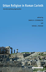 Cover: Urban Religion in Roman Corinth in HARDCOVER