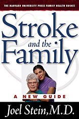Cover: Stroke and the Family in PAPERBACK