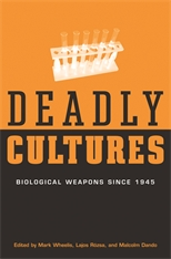 Cover: Deadly Cultures in HARDCOVER