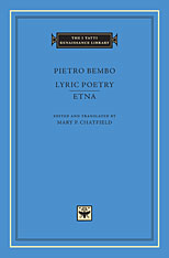 Cover: Lyric Poetry. Etna