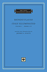 Cover: Italy Illuminated, Volume 1: Books I-IV