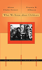 Cover: What We Know about Childcare