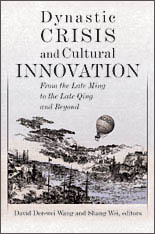 Cover: Dynastic Crisis and Cultural Innovation in HARDCOVER