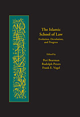 Cover: The Islamic School of Law in HARDCOVER
