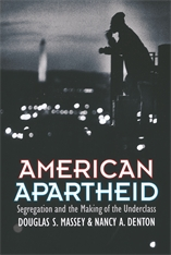 Cover: American Apartheid in PAPERBACK