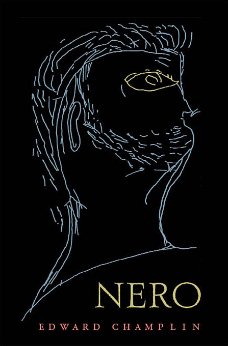 Cover: Nero, from Harvard University Press