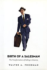 Cover: Birth of a Salesman in PAPERBACK