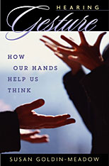 Cover: Hearing Gesture: How Our Hands Help Us Think