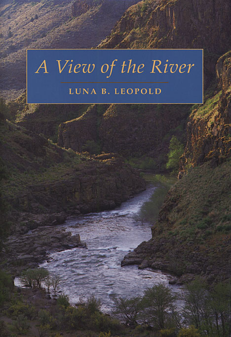 Cover: A View of the River: , from Harvard University Press