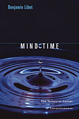 Cover: Mind Time: The Temporal Factor in Consciousness