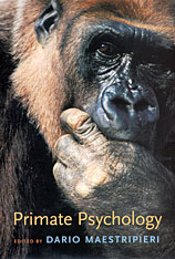 Cover: Primate Psychology