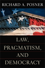 Cover: Law, Pragmatism, and Democracy