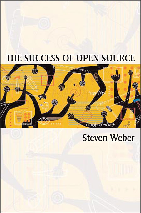 Cover: The Success of Open Source, from Harvard University Press