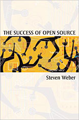 Cover: The Success of Open Source in PAPERBACK