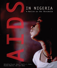 Cover: AIDS in Nigeria in PAPERBACK