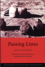 Cover: Passing Lines: Sexuality and Immigration