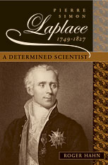 Cover: Pierre Simon Laplace, 1749–1827 in HARDCOVER