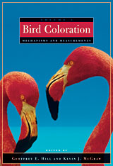 Cover: Bird Coloration, Volume 1: Mechanisms and Measurements in HARDCOVER