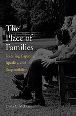 Cover: The Place of Families in HARDCOVER