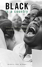 Cover: Black Is a Country: Race and the Unfinished Struggle for Democracy