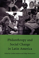 Cover: Philanthropy and Social Change in Latin America